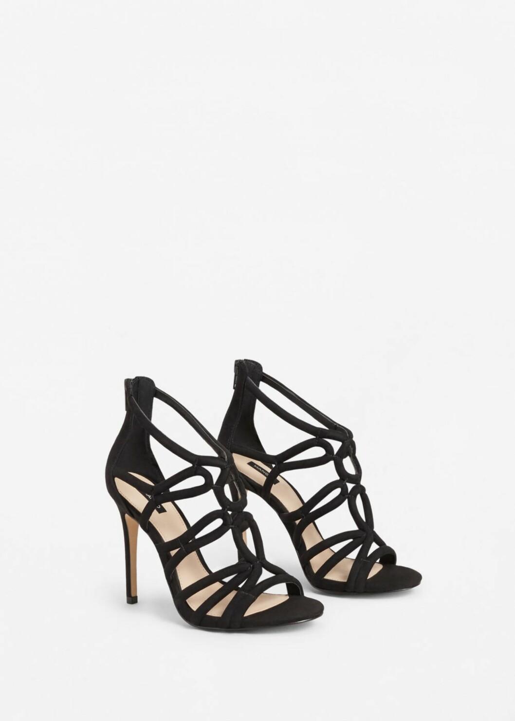 <strong>Sandaler med høy hæl fra Mango | kr 399 | http:</strong>//shop.mango.com/NO/p1/damer/tilbeh%C3%B8r/sko/sandaler/sandaler-med-rem-og-h%C3%A6l?id=83033570_99&n=1&s=accesorios.zapatos&ts=1486990088546