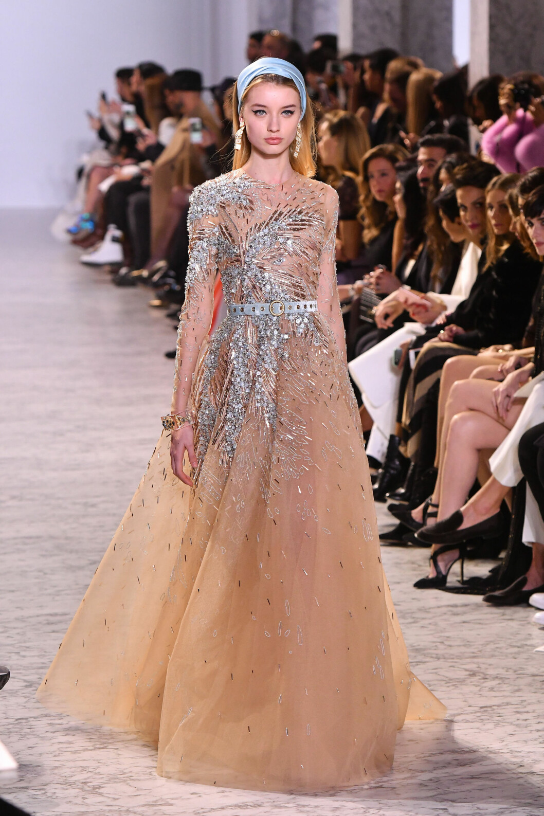 Elie Saab Haute Couture SS 2017  Foto: Abaca