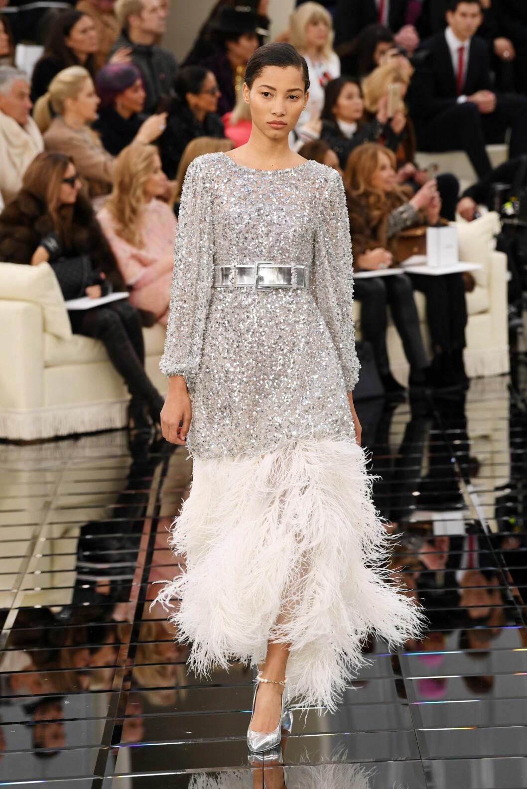 Chanel Haute Couture SS 2017  Foto: Rex Features