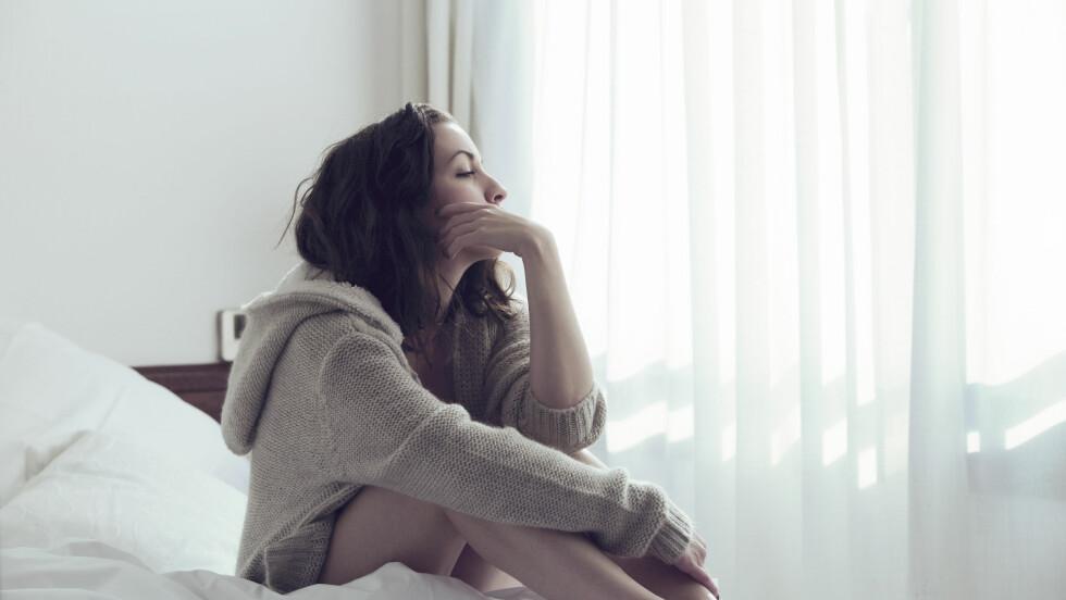 Smerter - Svært mange kvinner opplever smerter under samleie