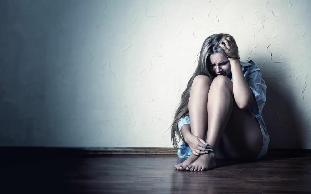 OVERGREP: Jenter som dreper har ofte vært utsatt for krenkelser innad i familien.  Foto: Artem Furman - Fotolia