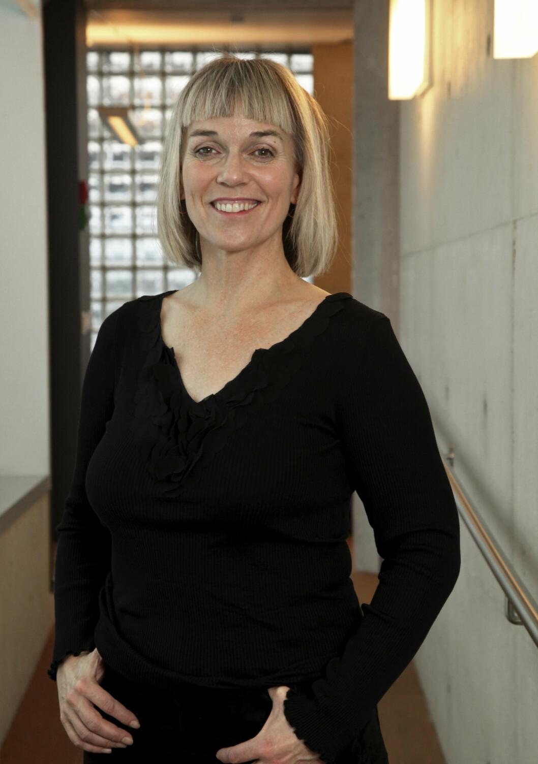 HUSARBEID ER IKKE EN BAGATELL: Psykolog og samlivsekspert Eva Tryti mener at husarbeid og tidsbruk er hovedårsak til konflikt blant par.