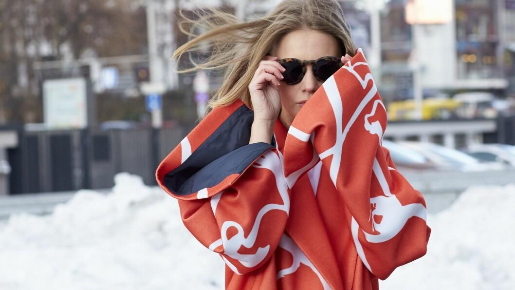 KLESTIPS: Det finnes mange måter å kle seg chic i vinterkulden på! Foto: Rex Features