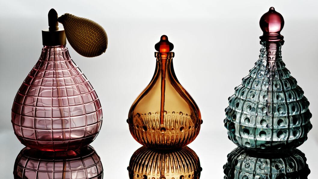 <strong>PARFYME:</strong> Det er sju feil vi stadig gjør når det kommer til parfymen vår. Foto: Shutterstock / Roka