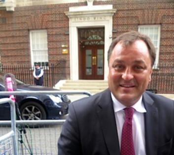 <strong>EKSPERTEN:</strong> Vi har tatt en prat med den anerkjente britiske kongehuseksperten Robert Jobson, som blant annet har skrevet boken «Diana: Closely Guarded Secret». Han driver også nettstedet The Royal Editor. Foto: Foto: privat