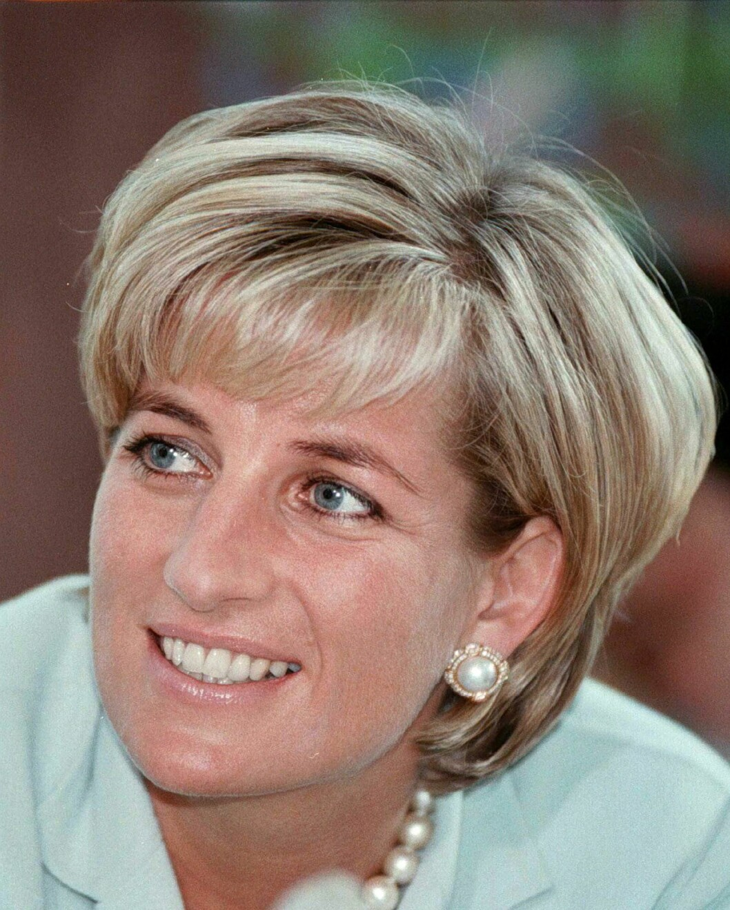<strong>FOLKETS PRINSESSE:</strong> Diana fotografert i mai 1997. Foto: NTB Scanpix