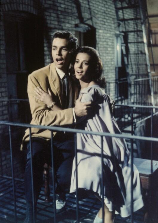 IKONISK: Filmen «West Side Story» ble belønnet med hele 10 Oscars. Foto: NTB scanpix