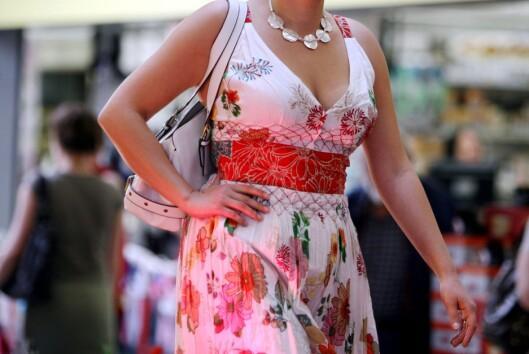 Kvinnene hadde generelt mer feminine former for to-tre tiår siden. Foto: colourbox.com