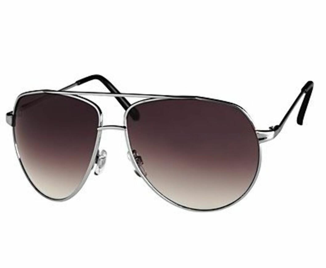 Pilotbriller (kr 60/H&M) Foto: Produsent