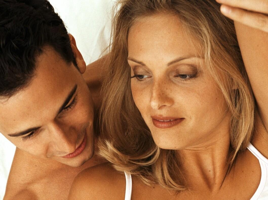BARE ULEMPER: Feil kondomstørrelse ødelegger sexen og øker risikoen for at kondomet sprekker eller glir av.  Foto: Colourbox