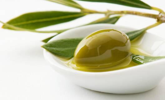 Olivenolje er bra for omtrent alt - også musklene dine. Foto: colourbox.com