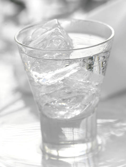 Vann er viktig - også for musklene. Foto: colourbox.com
