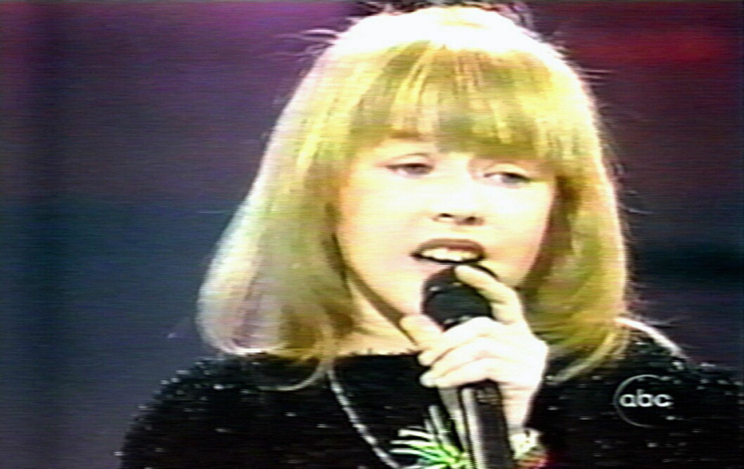 Christina ble først kjent gjennom The Mickey Mouse Show. Foto: All Over Press