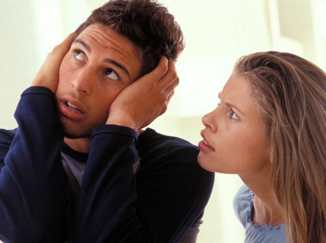 En dialog kjennetegnes ved at begge får komme til og man lytter til hverandre. En duolog er det motsatte: begge prater og ingen lytter.