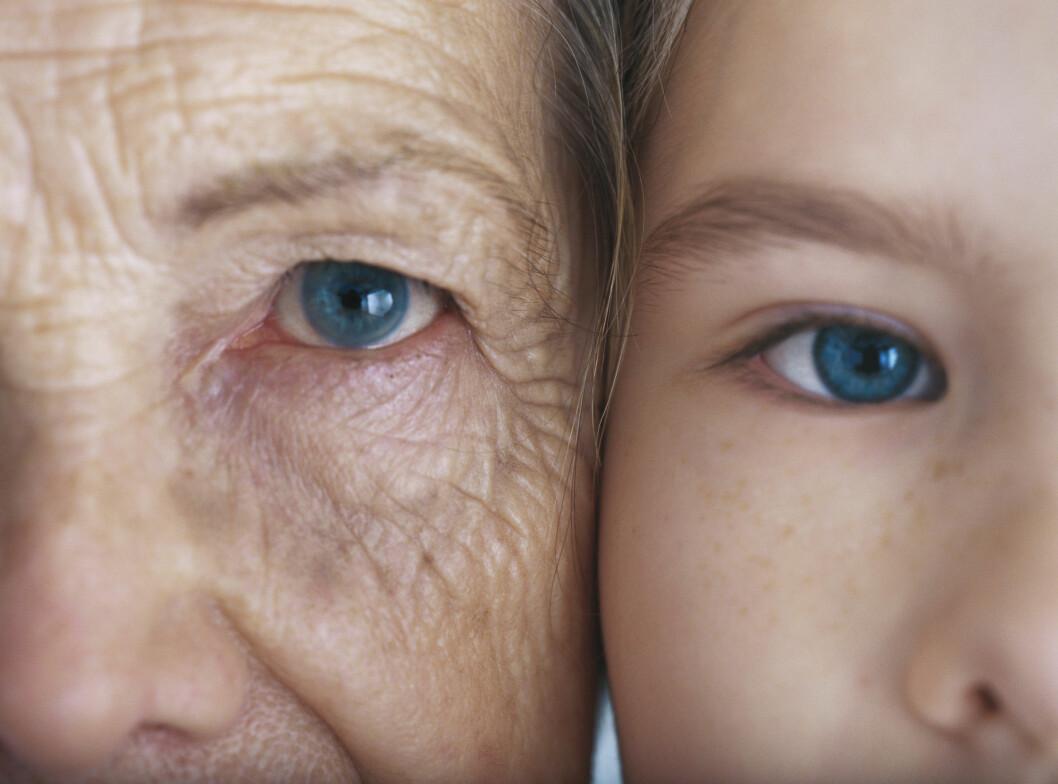 FORLENGET UNGDOM: Regelmessig, intensiv fysisk aktivitet holder deg ung lenger, ifølge tyske forskere. Foto: Colourbox.com