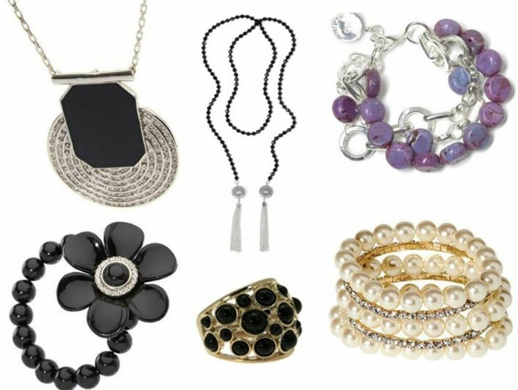 2166b535 DE HEVER ANTREKKET: Se flere lekre smykker i bildeserien(f.v. ca kr 50  Topshop