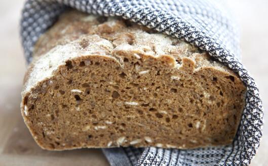 Brød er ikke nødvendigvis roten til alt ondt. Foto: colourbox.com