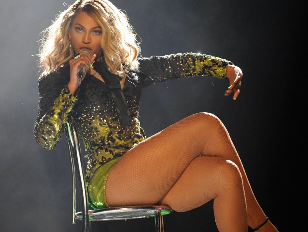Beyonce Knowles er kjent for sine kurver. Her kan du lese mer om hvordan du kan trene som henne. Foto: All Over Press