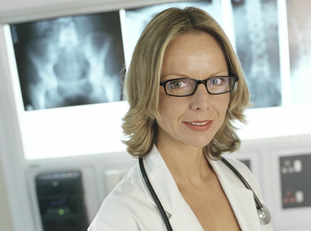 <strong>HØRER MASSE SKRØNER:</strong> Lyver du til legen? Stem under til høyre og se hva andre KK.no-lesere har svart. Foto: colourbox.com