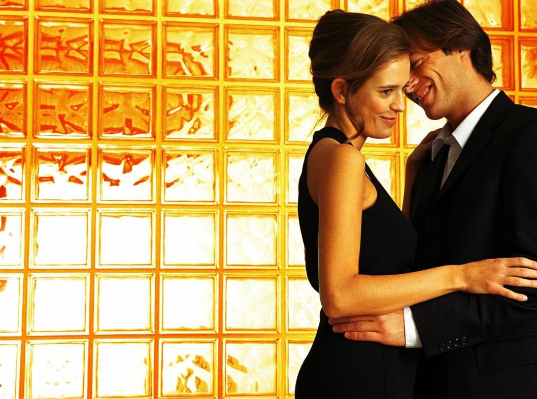 SNIFF, SNIFF: Menn kan lukte når du har eggløsning, viser forskning.  Foto: Colourbox.com