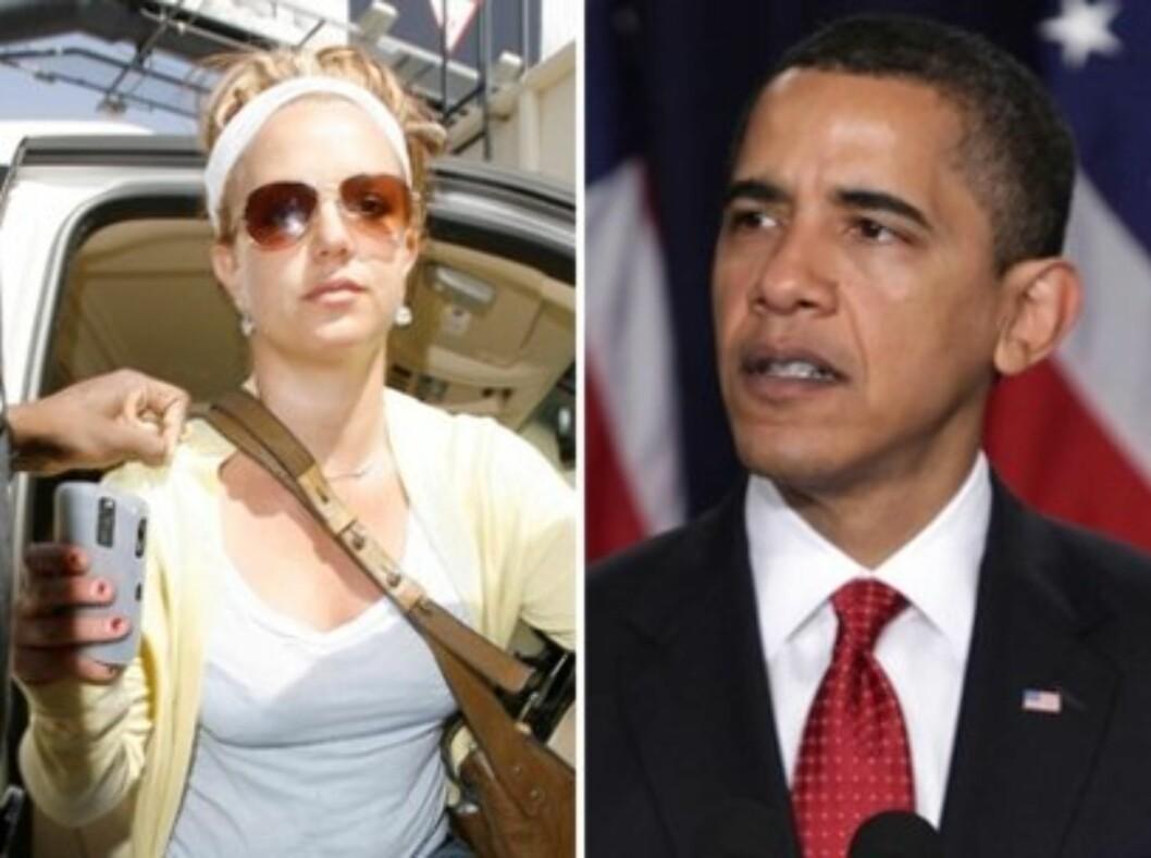 Britney Spears og Barack Obama gjør det. Gjør du?