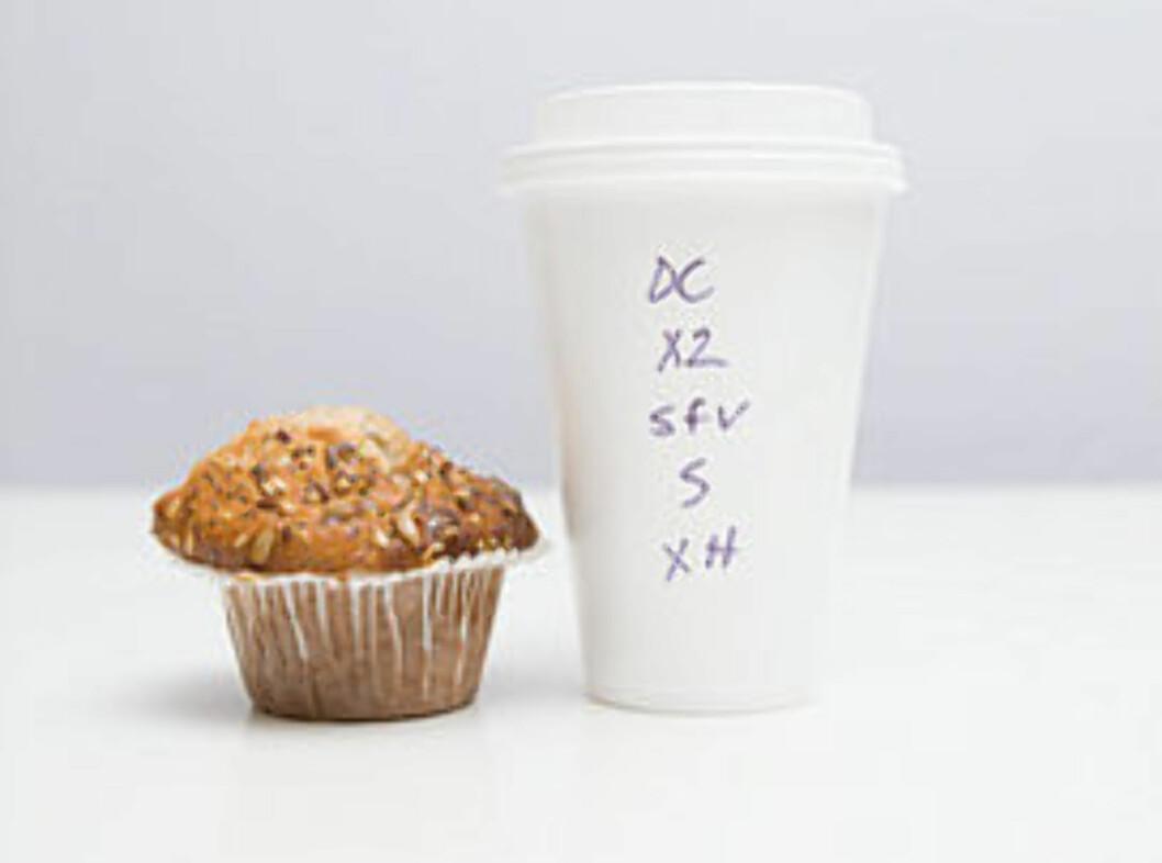 Glad i muffins? Baker du dem selv blir det like godt men mye sunnere.  Foto: Image SourceAll Over Press