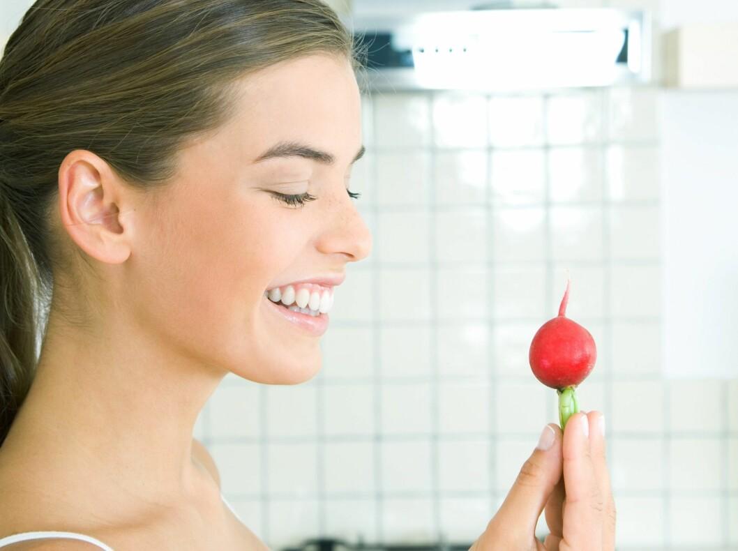 Dietter som kun tillater mat av én type eller farge er det grunn til å være skeptisk til.  Foto: 6PA/MAXPPP