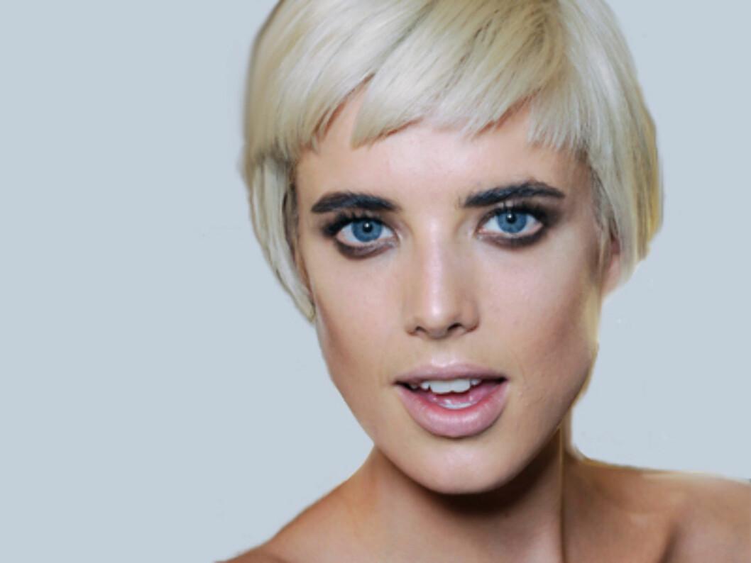 Den trendsettende supermodellen Agyness Deyn har gjor det platinablonde håret til sitt varemerke. Er du blant dem som har stjålet Agyness-stilen?