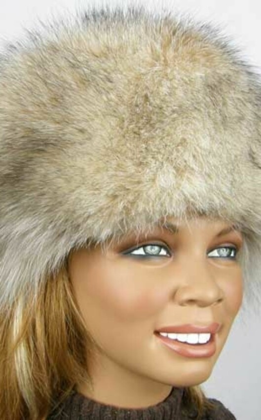 På nettsiden Furhatworld kan du få tak i autentiske luer - men ikke glem at de er laget av ekte pels! Denne koster rundt 1800 kroner.