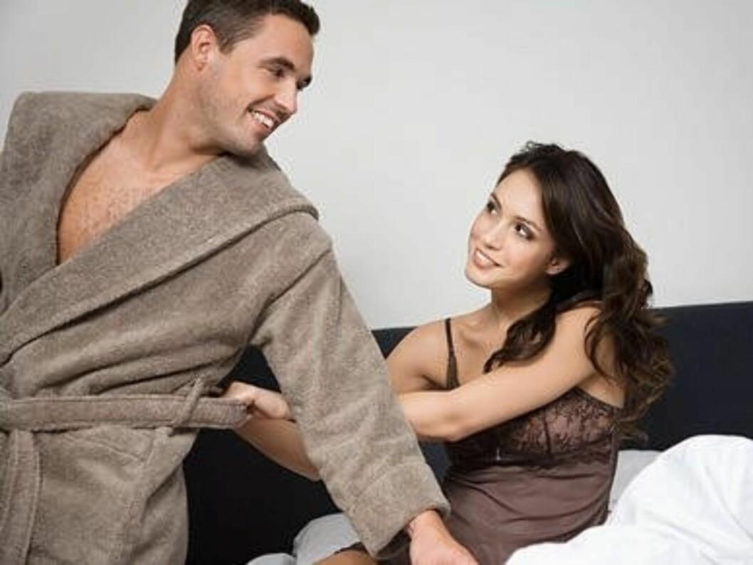 Er du klar til å ta sexlivet opp på et helt annet nivå? Foto: Image SourceAll Over Press