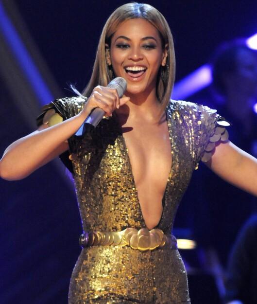 En lavkaloriholdig drikke av lønnesirup og kajennepepper er Beyoncés stalltips når hun vil raskt ned i vekt. Foto: All Over Press