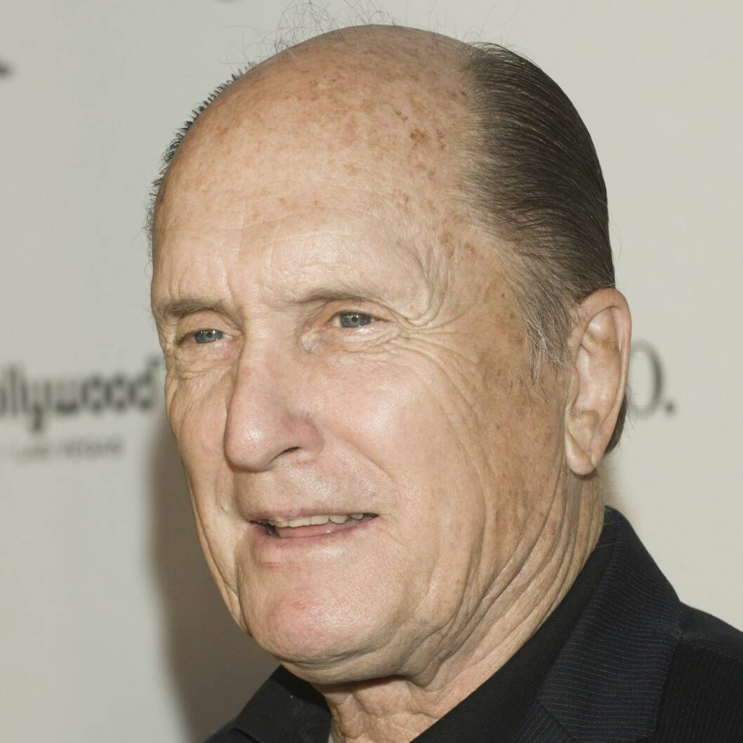 STØTTER McCAIN:Robert Duvall Skuespiller. Duvall har blant annet spilt i kjente filmer som Gudfaren (1972), Apokalypse nå! (1979) og Gone in 60 Seconds (2000). I 1983 vant han Oscar for sin rolle som Mac Sledge i filmen Sangen til livet. Foto: All Over Press