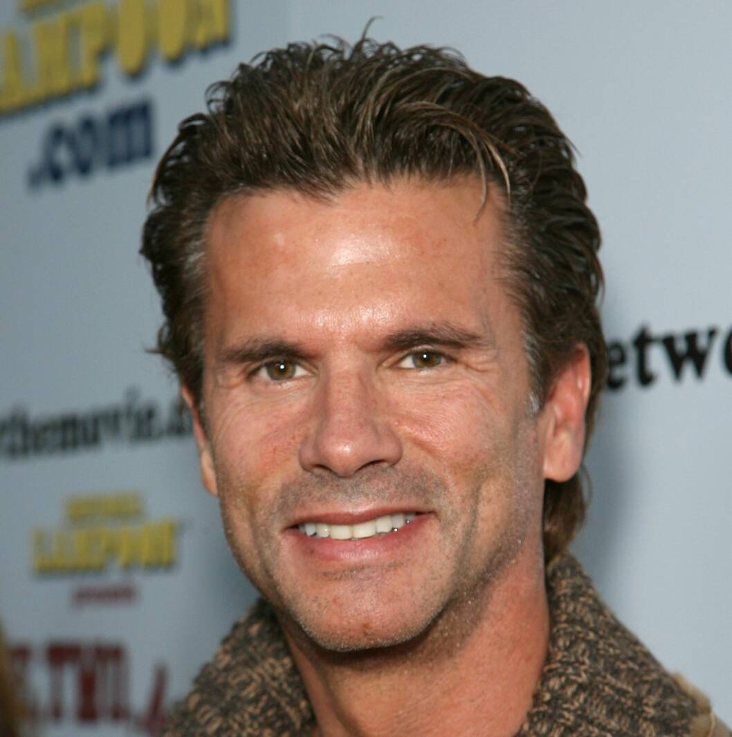 STØTTER McCAIN:Lorenzo Lamas Skuespiller. Lamas er kanskje mest kjent fra 80-tallssåpeserien Falcon Crest, hvor han spilte Lance Cumson. Han har også hatt en rolle i den eviglevende såpen Glamour (The Bold and The Beatiful). Foto: All Over Press