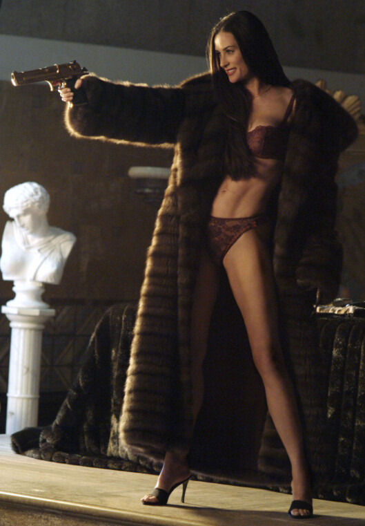 Demi Moore i Charlie's Angels. Foto: All Over Press