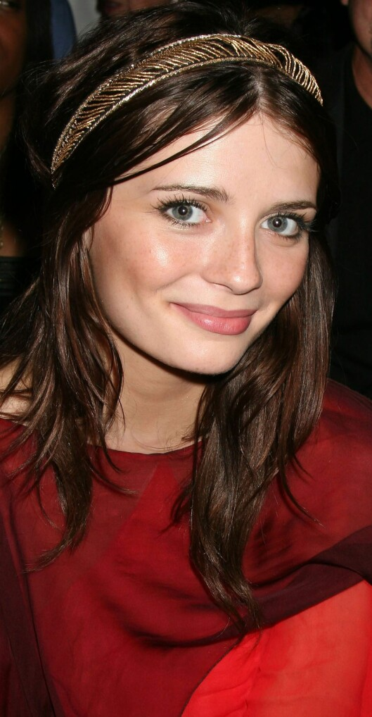 Skuespiller Mischa Barton.  Foto: All Over Press
