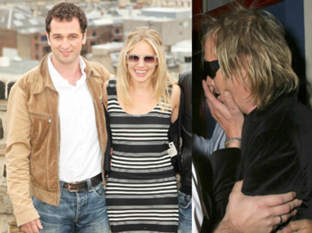 Kort etter bruddet mellom Sienna Miller og Rhys Ifans er skuespillerinnen å se stadig oftere med gamlekjærestem Matthew Rhys.Rhys Ifans er imidlertid blitt observert sørgende over bruddet ved en rekke anledninger den siste tiden.