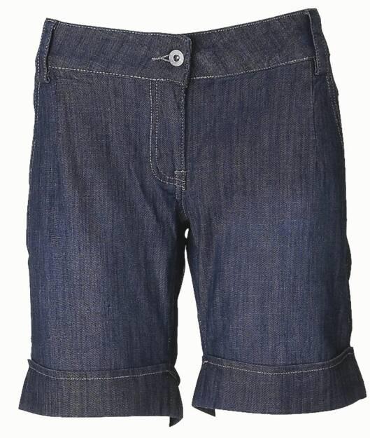 Shorts som kan brettes opp (kr 350, B-Young).
