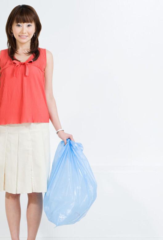 De 2000 innbyggerne i byen Kamikatsu må sortere søppelet sitt i 34 ulike beholdere. Foto: Image Source