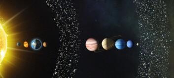 Kan ha funnet planet på størrelse med Mars utenfor Neptuns bane