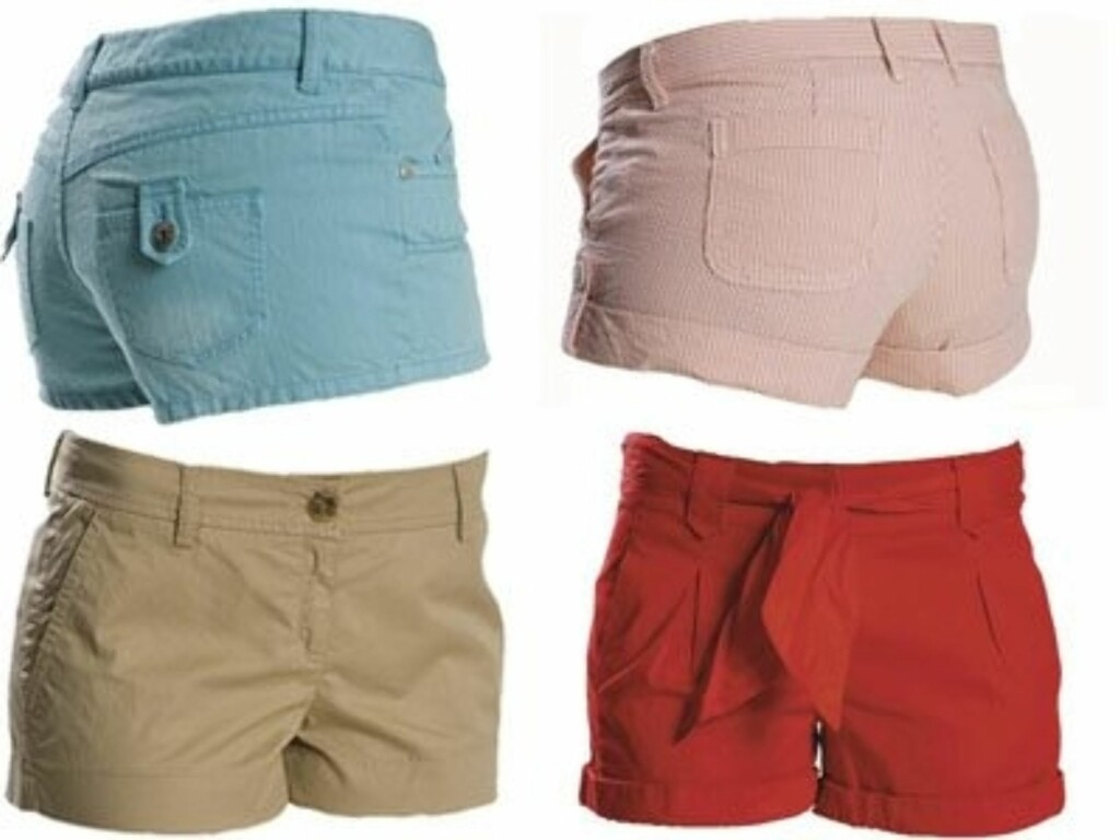 1aca0ac8 Shorts: Shorts som passer til alt - KK