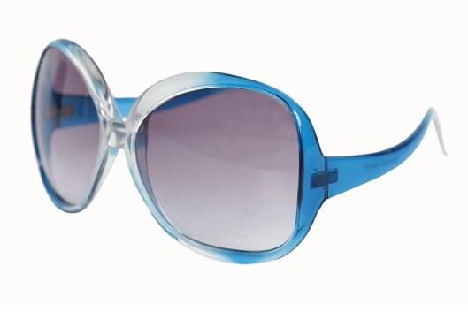 Solbriller hører med, selv om værmeldingene kunne vært bedre (kr 80, Bianco). Gear).