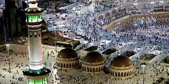 image: – Har avverget terrorangrep mot stormoskéen i Mekka