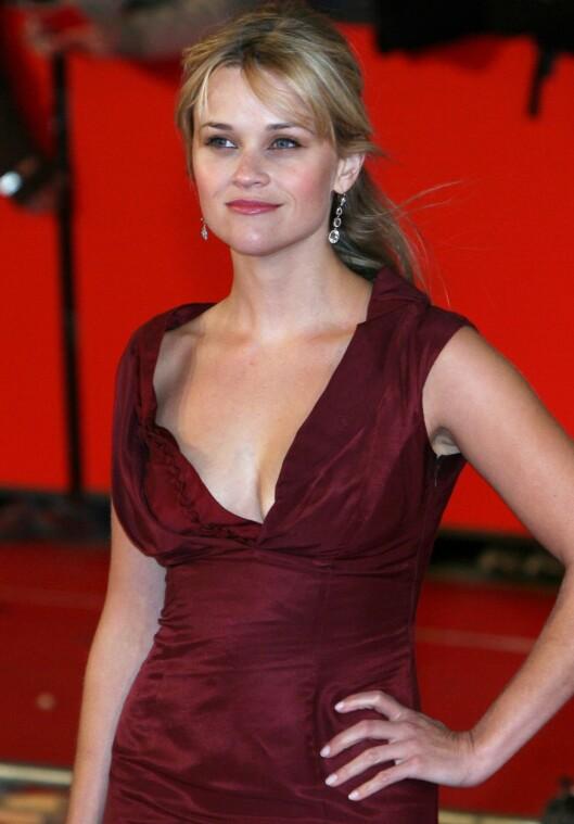 Trikset til Reese Witherspoon er å være hemmelighetsfull. Foto: All Over Press