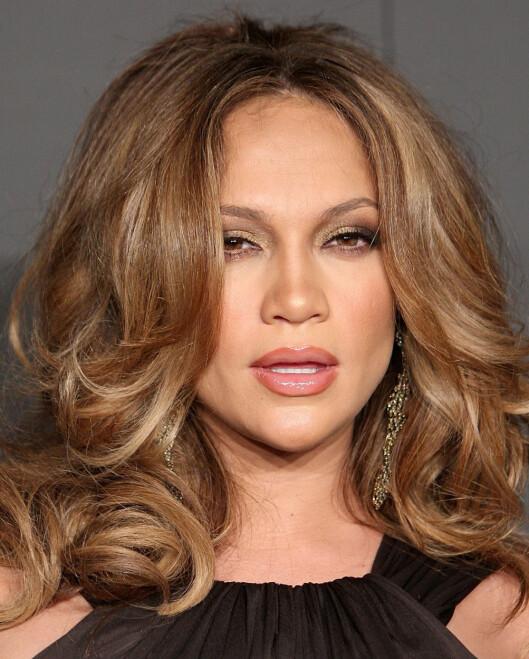Vordende tvillingmamma Jennifer Lopez er verdensberømt for sin runde rumpe, og stolt av det. Foto: All Over Press