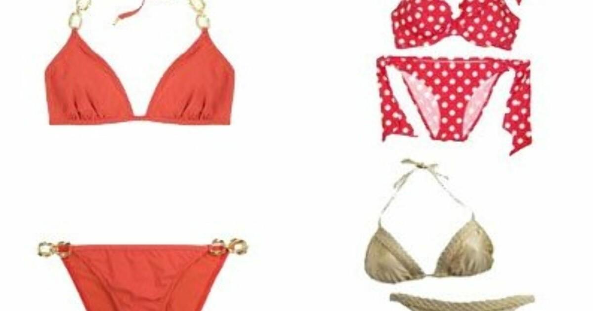 6e8c5a52 Bikini: Finn bikinien til din figur - KK