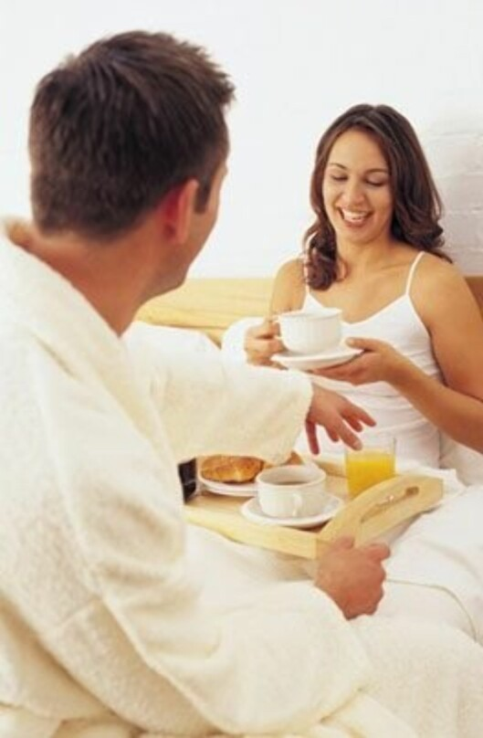 Gode matvaner er viktig, sørg for å få i deg både fullkorn og frukt.