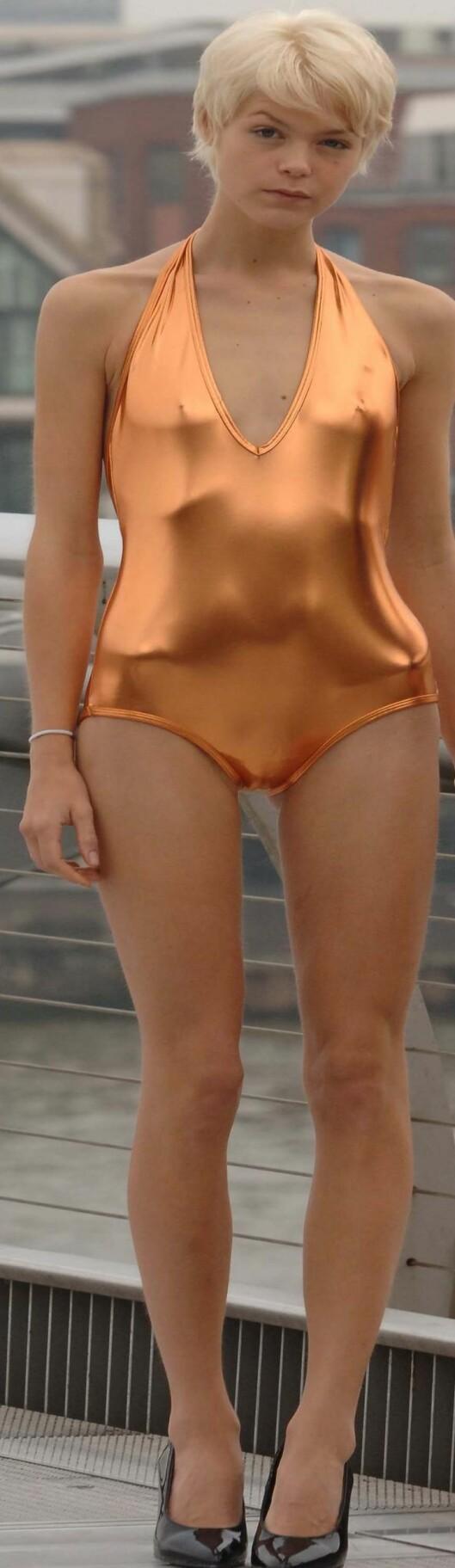 Supermodellen Marianne Berglund har en BMI på 16,1, hvilket regnes for å være sterkt undervektig.