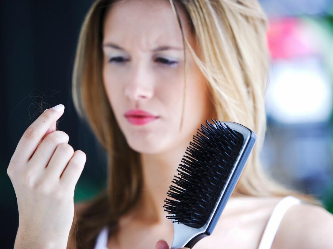 Tynt hår? Sjekk tennene dine