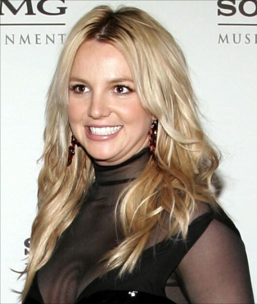 Britney Spears -angivelig utro mot sin eks-mann.