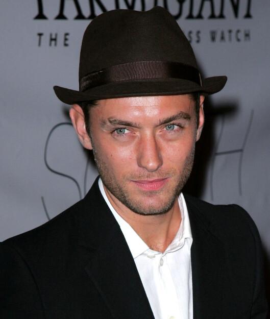Jude Law - rik og utro.